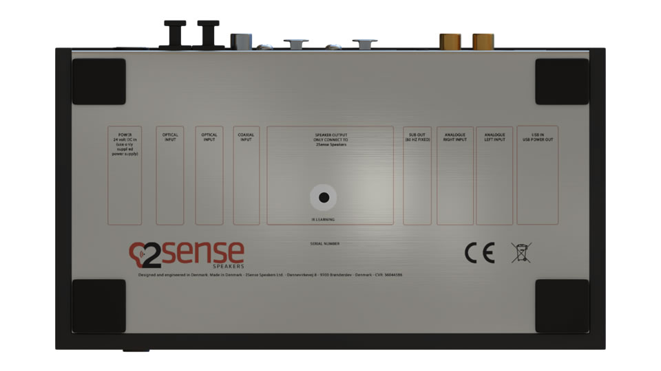 2Sense Speakers Hub