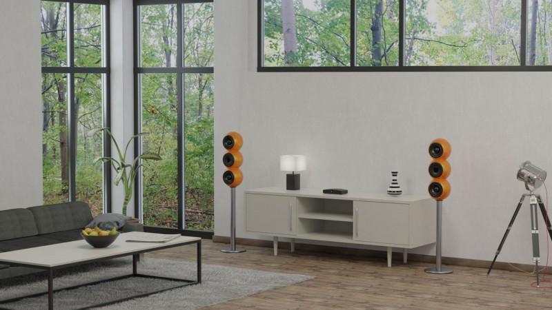 2Sense music-system